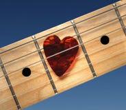Het Lied van de liefde Stock Foto