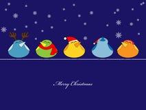Het lied van Kerstmis Royalty-vrije Stock Foto