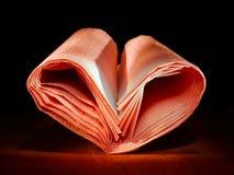 Is het liefde? Royalty-vrije Stock Afbeeldingen