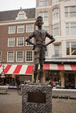 Het Lieverdje in Amsterdam Royalty Free Stock Photography