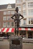 Het Lieverdje in Amsterdam Royalty Free Stock Photography