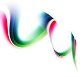 Het lint van de regenboog Royalty-vrije Stock Foto