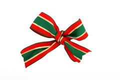 Het lint van Kerstmis Stock Fotografie