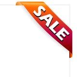 Het lintrood van de verkoop Royalty-vrije Stock Fotografie