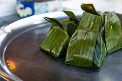 Het lokale voedsel van Thailand stock afbeeldingen