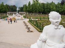 Het-Loo för kunglig slott i Nederländerna Arkivbild