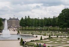 Het-Loo för kunglig slott i Nederländerna Arkivfoton