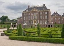 Het-Loo för kunglig slott i Nederländerna Arkivbilder