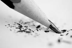 Het Lood van het potlood stock afbeelding