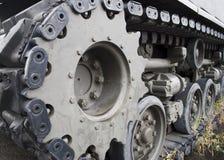 Het Loopvlak van de Tank van de jachtluipaard Royalty-vrije Stock Foto's