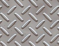 Het loopvlak van het metaal Stock Fotografie