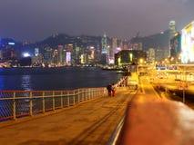 Het lopen door de baai Stock Foto