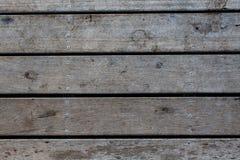 Het lopen het patroon van de dekplank Royalty-vrije Stock Foto