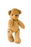 Het Lopen van de teddybeer Stock Afbeeldingen