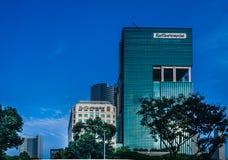 Het loterijenziekenhuis - Zuidoosten van het stadscentrum Singapore royalty-vrije stock foto