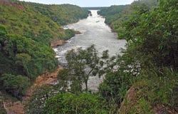 Het lucht landschap van Dalingen Murchison royalty-vrije stock foto