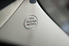 Het luchtkussen van de auto royalty-vrije stock afbeeldingen