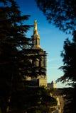 Het maagdelijke standbeeld van Mary royalty-vrije stock foto