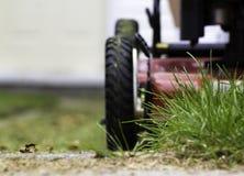 Het maaien van het Gras Royalty-vrije Stock Fotografie