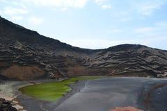 Het magische eiland van La Palma stock fotografie