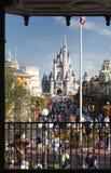 Het Magische Koninkrijk van Disney Stock Foto's