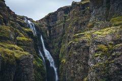 Het magische land van IJsland Stock Foto's
