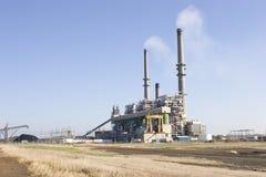 Het maken van elektriciteit Stock Foto