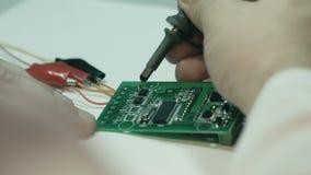 Het maken van motherboard