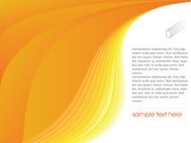 Het Malplaatje van de brochure Royalty-vrije Stock Afbeelding