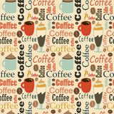 Het Malplaatje van de Koffiepauzevlieger Pamflet, banners, uitnodiging, broch royalty-vrije illustratie