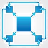 Het Malplaatje van de presentatie Royalty-vrije Stock Afbeelding