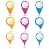 Het malplaatje van het Infographicontwerp kan voor werkschemalay-out, diagram, aantalopties, Webontwerp worden gebruikt Bedrijfs  Royalty-vrije Stock Afbeeldingen
