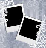 Het malplaatje van het plakboek Royalty-vrije Stock Foto's