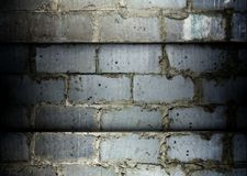 Het malplaatjeachtergrond van de baksteen Stock Fotografie