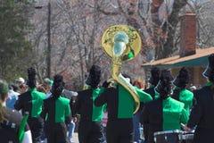 Het marcheren band 1 Stock Foto's