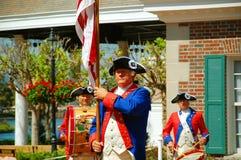 Het marcheren Band Royalty-vrije Stock Fotografie