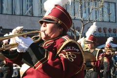 Het marcheren Band Royalty-vrije Stock Foto's