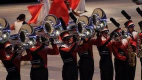 Het marcheren NIEUWE Band