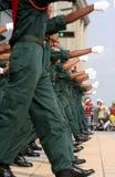 Het marcheren Prestaties Royalty-vrije Stock Fotografie