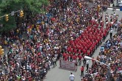 Het Marcheren van de Staat van Ohio Band Royalty-vrije Stock Foto