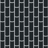 Het mariene naadloze vectorpatroon van de kabelknoop Royalty-vrije Stock Foto