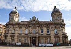 Het Maritieme Museum van Hull stock foto