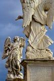 Het marmeren standbeeld van Bernini Stock Foto