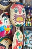 Het masker en het knutselen van Vietnam Stock Afbeelding