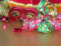Het masker van Carnaval Royalty-vrije Stock Fotografie