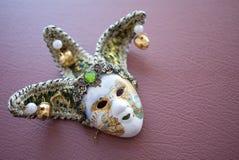 Het Masker van Carnaval van Rome Royalty-vrije Stock Fotografie