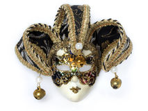 Het masker van Carnivale Stock Afbeeldingen