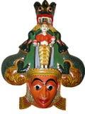 Het masker van Ceylon Stock Fotografie