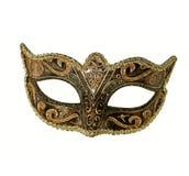 Het masker van de fiesta Stock Afbeeldingen