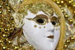 Het Masker van de maskerade Royalty-vrije Stock Afbeeldingen